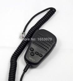 Wholesale Hand Held Mic - Wholesale-MH-42B6J PTT Hand-held Speaker MIC For Yaesu FT-7800R FT-8800R FT-8900R FT-2800M FT-2900R FT-1802M FT1807,FT1907 MH42B6J MIC