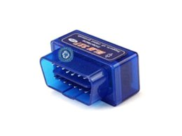 Wholesale Launch Auto Scanner Prices - 2015 Lowest Price Super Mini ELM 327 Bluetooth V2.1 Auto OBD2 Diagnostic Scanner Tool ELM327 Mini Works On Android Tourque M16805