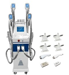 4 grosse poignée de congélation Ultrasons Vide cellulite réduction lipo laser poids perte salon équipement graisse gel machine de beauté ? partir de fabricateur