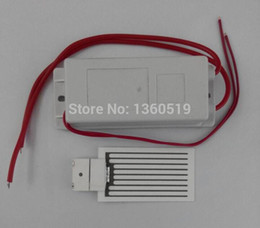 Wholesale Ozone Generators For Water - New Design Type, latest AC220 110V AC110 3.5g Ceramic Plate Ozone Generator For Air Or Water Treatment Air Cleaner W  PLug , DIY Weld