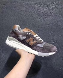 Wholesale Nb Blue - New CHINA NB 998 2013 men casual running sport sneaker outdoor Shoes size 40- 44