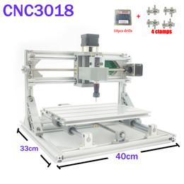 Wholesale Pcb Cnc Router - CNC 3018 ER GRBL control Diy CNC machine,3 Axis pcb Milling machine,Wood Router laser engraving,best toys