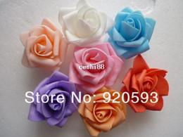 свежие белые розы Скидка Бесплатная доставка PE пена роза цветок ручной работы DIY свадебные украшения дома искусственный цветок сделал цветок шары и ручной цветок