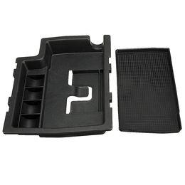 Wholesale Center Storage Console - Audew Car Armrest holder Storage Box Cover Center Console trays for Subaru XV 2012-2015