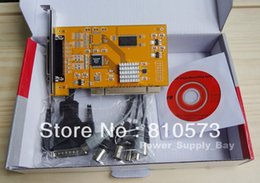 Wholesale H 264 Capture Card - 4CH Video Audio Real time Recording 4 channel BNC DVR Capture CARD 120FPS H.264 10Bit