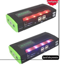 Wholesale Battery Powered Bmw - Green Super 68800mAh Car Jump Starter Auto Engine EPS Emergency Start Battery Source Laptop Portable Charger Mobile Power Bank