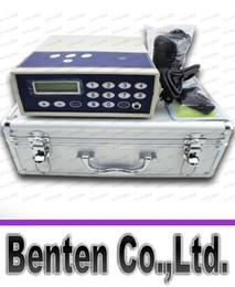 limpiador iónico Rebajas Máquina de desintoxicación Foot Spa Machine Ion Cleanse Foot Spa Máquina de desintoxicación iónica spa con FIR cinturón baño de pie LLFA4940F