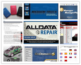 Wholesale Mitchell Manager - newest version alldata 10.53 and mitchell on demand 161gb +vivid workshop data+atsg+mitchell manager 27 softwares in1 1tb hdd