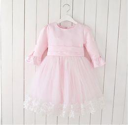 Wholesale Generation Lanterns - 2016 Sale Direct Selling Regular Kids Dresses For Girls Korean Girls Dress Evening Costume Birthday Piano Princess A Generation