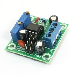 Wholesale Pulse Signal Generator - FS Hot Signal Generator NE555 Pulse Module w LED Indicator 5-15V order<$18no track