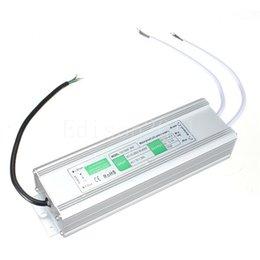 transformador de 12v dc ao ar livre Desconto Edison2011 IP67 À Prova D 'Água Eletrônica LED Driver Transformador de Alimentação ao ar livre AC100-265V DC 12 V 150 W para Led Luz de Tira