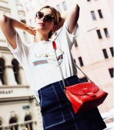 Wholesale Solid Caps - 2017 New Print T-Shirt women T Shirt Short Sleeve Tshirts Solid Cotton Homme Tee Shirt Hot Sale Summer Clothe
