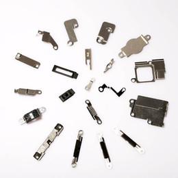 Canada Brand New Véritable Intérieur Petites Pièces Fixer les Supports pour iPhone 5 5G iPhone5 Réparation Fix 1 ensemble 21 pièces Offre