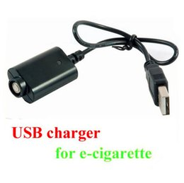 Wholesale Ego Ecigarette Usb Charger - High Quality USB Battery Charger Cables for EGo Electronic Cigarette USB Chargers Cable for EGO-T EGO-W EGO-C Twist all Ecigarette