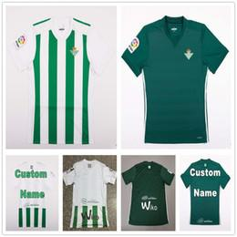 Wholesale Tony Short - Real Betis Soccer Jersey 6 Felipe Gutierrez 7 Musonda 8 Jonas Martin 9 Tony Sanabria 10 Dani Ceballos 11 Nahuel Shirt