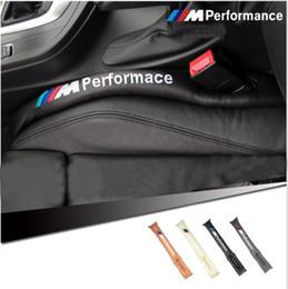 autocollants de voiture emblème vw Promotion 1 PCS Seat Gap Filler Doux Rembourrage Entretoise Pour BMW E46 E52 E53 E60 E90 E91 E92 E93 F30 F20 F10 F15 F13 M3 M5 X1 X3 X5 X6