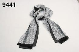 Wholesale Scarfs Fashion Style - New Fashion Style Brand Women High Quality Silk Scarf Square Lady Designer Shawl Scarf