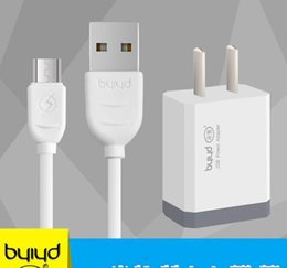 Wholesale Iphone Docking Kit - 2 in 1 kits Fast charging us Plug Wall Charger + Micro USB Data Cable for iphone Samsung white with retail box