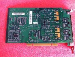 Wholesale Msi Pci - 100% working For Dialogic D-4PCIUF  Dialogic MSI 160 PCI  Intel Dialogic DI SI32  NMS AG4000 4T1 16DSP  NMS CX2000