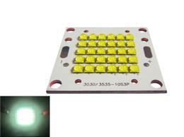 Wholesale E 72 - 60-90W   72-100W Cree XT-E XTE 4800K Pure White 2-3A Led Module Chip Light Copper Plate PCB Board 25pcs lot