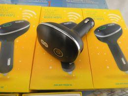 Wholesale wifi hotspot 4g lte - Wholesale- Unlocked Huawei CarFi E8377 Hilink LTE Hotspot 4G LTE Cat5 12V Car Wifi Router,PK huawei e8278