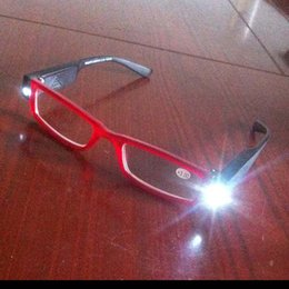 Wholesale Led Reading Glasses Wholesale - Wholesale-Reading Glasses With LED Light
