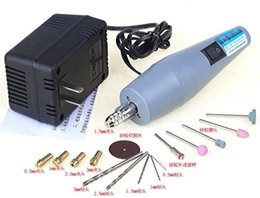 Wholesale Small Pcb Drill - Small drill PCB electric grinder small electric hand drill