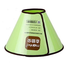 Wholesale Cat Protectors - 2pcs Dog Cat Puppy Supply Comfy Cone Pet Neck Collar Cover Anti-Bite Protector Safety