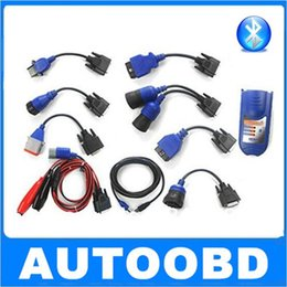 Wholesale Nexiq Bluetooth - NEXIQ Bluetooth Version Nexiq 125032 USB Link with All Adapters nexiq truck diagnostic tool ,nexiq 125032 usb link dhl free