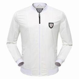 Wholesale Business Badges - 2018 new Italian luxury International brand men's jackets clothing for coats cheap badges business fashion men's outerwear coat M-4XL