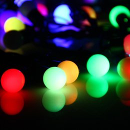 Wholesale Light Decoration For Home Prices - Best Price 5M 50 LEDs String Light LED holiday Christmas string lights for Home Decoration Wedding Birthday Holiday Decoration