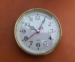 Wholesale Wholesale Clock Inserts - Wholesale 5PCS 110mm Insert Clock Clock Head for Craft Clock