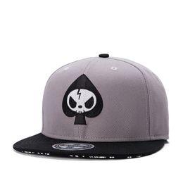 Wholesale Korea Hip Hop - Summer Flat Brim Skateboard Hip Hop Hats Caps Korea Style Patchwork Baseball Caps Snapbacks Male Female Adjustable Size 54-59cm
