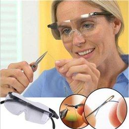 Wholesale Vision Gifts - Big Vision Magnifying 250 Degree Presbyopic Glasses Eyewear Reading Gift For Parents gift 30 PCS YYA934