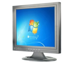 Wholesale Vga Screen - 15inch TFT Touch Screen Touch Panel VGA Monitor for PC POS System Display LCD