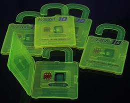 Оригинальная карта разблокировки RSIM 10+ rsim 10 + R-sim 10+ для ios9.X IOS8 IOS7 iphone 6s 6 5s 5 ATT T-mobile Sprint WCDMA GSM CDMA 3G 4G от Поставщики x sim для ios7