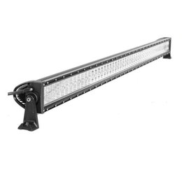 Wholesale 42 Inch Light Bar - LED Working light 42 inch 240W Spot Flood Combo Alloy Work Bar Off-Road SUV ATV 4WD For Jeep Boat IP67 6000K Shell Aluminum