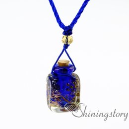 Wholesale Glass Aromatherapy Pendant Wholesale - essential oil necklace diffuser jewelry aromatherapy jewelry diffusers oil diffuser jewelry diy essential oil diffuser necklace