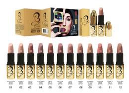 Wholesale Lipstick Factory - factory dricet Macs lip makeup top quality Limited Edition rossy de palma lasting Matte Lipstick 12colors Free shipping