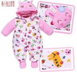 Wholesale Toddler Shortalls Rompers - Wholesale-Baby Rompers Baby Shortalls Bodysuits Babywear Toddler Jumpsuits Cotton Tops Z396