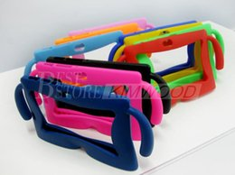 Wholesale Rubber Case For Tablet Pc - Kids Soft Silicone Rubber Gel Case Cover For Q88 A13 A23 A33 Q8 Android Tablet PC