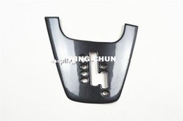 Wholesale Hyundai Automatic Cars - Mahogany 3D stereo automatic gear box patch for Hyundai Tucson interior modification carbon fiber paste pieces
