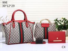 Wholesale Leopard Print Sequin Purse - 2017styles Handbag Famous Designer Brand Name Fashion Leather Handbags Women Tote Shoulder Bags Lady Leather Handbags Bags purse bags G998