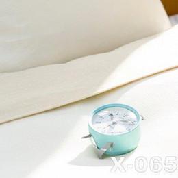 Wholesale Tiny Clock - 125X150cm tiny clock morning call vinyl backdrops for studio photos digital photography backdrop cloth vintage photography background