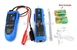 Wholesale Telephone Cable Tracker - NF806B Telephone Lan Network RJ11 RJ45 Tester Tracker Cable Wire Finder Tracer order<$18no track