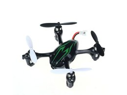 Wholesale Hubsan Camera - Wholesale-2015 New Arrival Hot SalesNew Hubsan X6 H107C 2.4G 4CH 6 Axis Gyro RC Quadcopter With Camera FPV RTF Original Packing