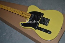 Wholesale Vintage Guitar Left Handed - Vintage 52 TL Reissue - Butterscotch Blonde TL left hand Electric Guitar Free Shipping 930