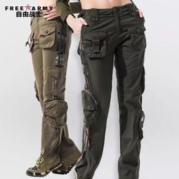 Canada Womens Casual Cargo Pants Supply, Womens Casual Cargo Pants ...