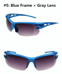 Wholesale Cycling Riding Bicycle Sports Protective - Hot Motocycle Cycling Riding Running Bicycle Bike Sports Eyewear Fashion Sports UV Protective Goggles Sunglasses