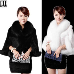 Wholesale Charm Fur Vest - 2015 new Luxury Fox Fur Spliced Rex Rabbit Fur Vest Cape Women Fur Cloak Party Coat Tops charm waistcoat cape imitation fur L655